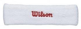 Повязка на голову Wilson BC-5759-W белая
