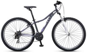 """Велосипед горный женский Jamis Helix 18 black light 27,5"""" 2016 серый, рама - 15"""""""