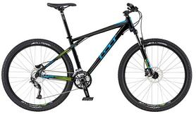 """Велосипед горный GT Avalanche Sport 27,5"""" 2016 черный, рама - L"""