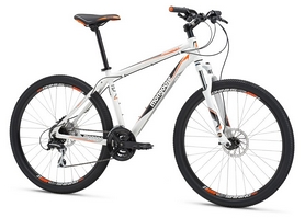 "Велосипед горный Mongoose Switchback Expert 27,5"" 2016 белый, рама - L"