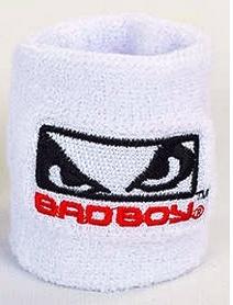 Повязка на кисть (напульсник) Bad Boy BC-5762-W белый