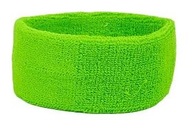 Повязка на голову ZLT BC-5760-G зеленая
