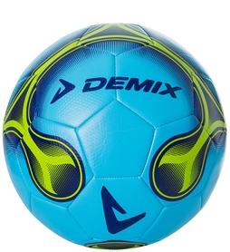Мяч футбольный Demix S17EDEAT022-M1 синий