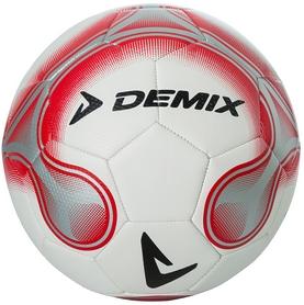 Распродажа*! Мяч футбольный Demix S17EDEAT021-005 белый