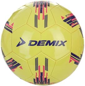 Мяч футбольный Demix DF150-O1 желтый