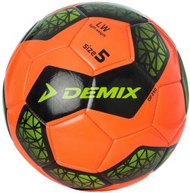 Мяч футбольный Demix DF250-D3 оранжевый