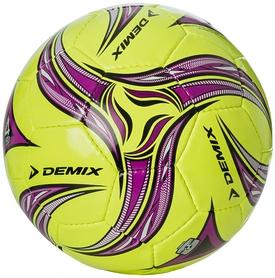Мяч футбольный Demix DF45-O1 желтый