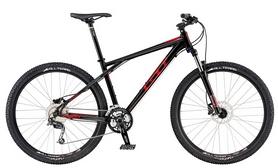"""Велосипед горный GT Avalanche Comp 27,5"""" 2016 черный, рама - XS"""