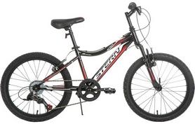 """Велосипед подростковый Stern Attack - 20"""", рама - 15"""", черный (15ATT2090)"""