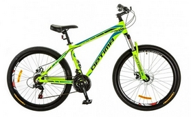 "Велосипед горный Optimabikes Motion AM 14G DD Al 2017 - 29"", рама - 21"", зеленый (OPS-OP-29-034)"