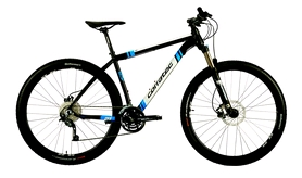 "Велосипед горный Corratec X-Vert 29"" 0.4 Gent 29 2016 matt black/blue/white, рама - 49 см"