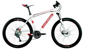 "Велосипед горный Corratec X-Vert 650B Motion 27,5"" 2016 white/black/red, рама - 49 см"