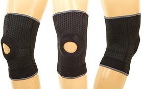 Распродажа*! Суппорт колена с открытой коленной чашечкой Grande GS-1460 (1 шт)