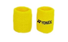 Повязка на кисть (напульсник) Yonex BC-5763-Y желто-черная