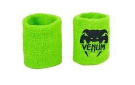 Распродажа*! Повязка на кисть (напульсник) Venum BC-5754-G салатово-черная