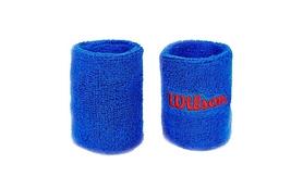 Повязка на кисть (напульсник) Wilson BC-5764-B сине-красная