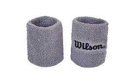 Повязка на кисть (напульсник) Wilson BC-5764-GR серо-черная