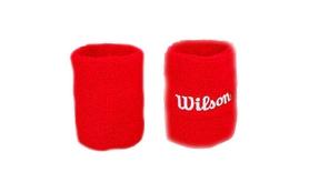 Повязка на кисть (напульсник) Wilson BC-5764-R красно-белая