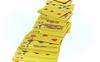 Карты игральные с пластиковым покрытием Gold 100 Dollar IG-4566-G - фото 3