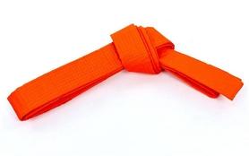 Пояс для кимоно Champion оранжевый