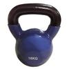 Гиря виниловая Rising 16 кг синяя - фото 1