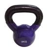 Гиря виниловая Rising 8 кг фиолетовая - фото 1