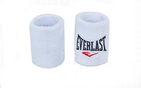 Повязка на кисть (напульсник) Everlast BC-5755-W белый