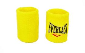 Повязка на кисть (напульсник) Everlast BC-5755-Y желтый