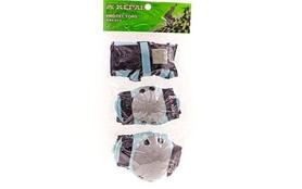 Фото 4 к товару Защита для катания (комплект) Kepai Protectors синий