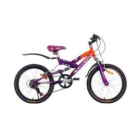 Фото 1 к товару Велосипед детский городской Kinetic Ninja 20