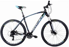 """Велосипед горный Winner Pulse Disk 29'' темно-серо-синий, рама - 17"""""""