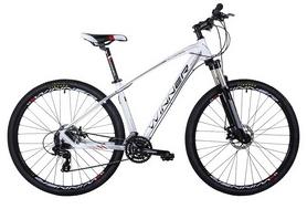 "Велосипед горный Winner Gladiator 29"" белый, рама – 17"""