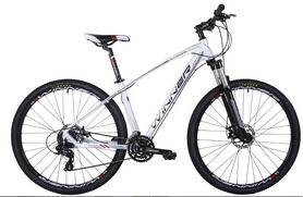 """Распродажа*! Велосипед горный Winner Gladiator 29"""" белый, рама – 18"""""""
