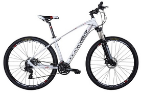 "Велосипед горный Winner Gladiator 29"" белый, рама – 20"""