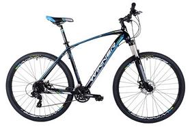 """Велосипед горный Winner Gladiator 29"""" черный, рама – 22"""""""