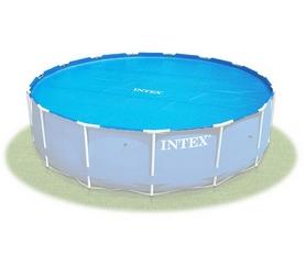 Тент для бассейна круглый Intex 29022 (348 см)