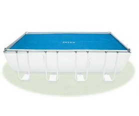 Тент для бассейна прямоугольный Intex 29026 (538х253 см)