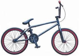 "Велосипед ВМХ Winner Zero Race Cyclone - 20"", рама - 15"", серый (win16-078)"