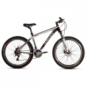 "Велосипед горный Ardis Expedition MTB 26"" 2015 белый, рама - 17"""