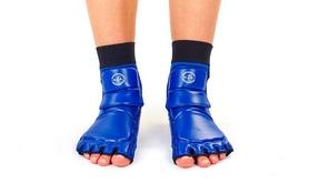 Фото 2 к товару Защита для ног (стопа) ZLT BO-2601-B синяя