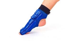 Фото 4 к товару Защита для ног (стопа) ZLT BO-2601-B синяя