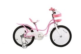 """Велосипед детский Ardis Little Swan - 18"""", розовый (AD-14162)"""