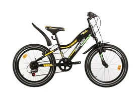 """Велосипед детский Ardis Polo 20"""" черный, рама - 10"""""""