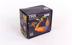 Фото 4 к товару Петли подвесные тренировочные TRX Pro Pack