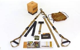 Петли подвесные тренировочные ZLT TRX Military