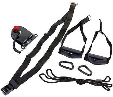 Петли подвесные тренировочные с подвижным блоком TRX AF5004A Suspension System