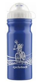 Фляга велосипедная Cyclotech Water Bottle CBOT-1B 680 мл синяя