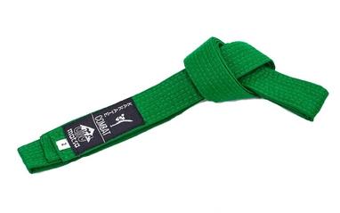 Пояс для кимоно Matsa MA-0040-G зеленый