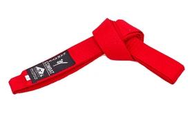 Пояс для кимоно Matsa MA-0040-R красный