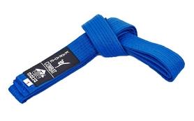 Распродажа*! Пояс для кимоно Matsa MA-0040-B синий - 280 см